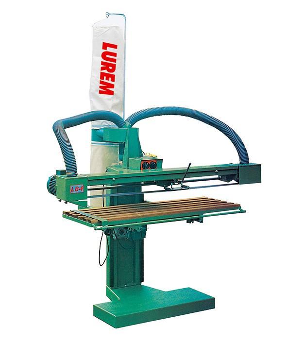 Ponceuse longue type L84 1480 mm 220 V ou 380 V